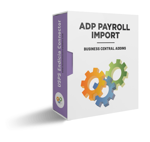 ADP Paychex Import  - Import ADP, Paychex, or any payroll detail directly into your NAV journal