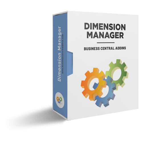 Dimension Manager