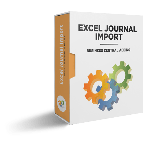 Excel Journal Import