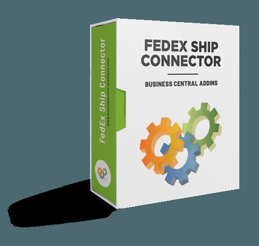 FedEx Ship Connector