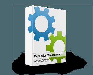 Dimension Management - Microsoft Dynamics NAV Correct Navision