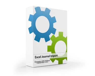 Excel Journal Import  - Automatically import your Excel worksheet into Microsoft Dynamics NAV