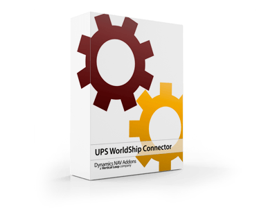 UPS WorldShip Connector  - Add-On that helps you integrate Dynamics NAV with your UPS WorldShip shipping software